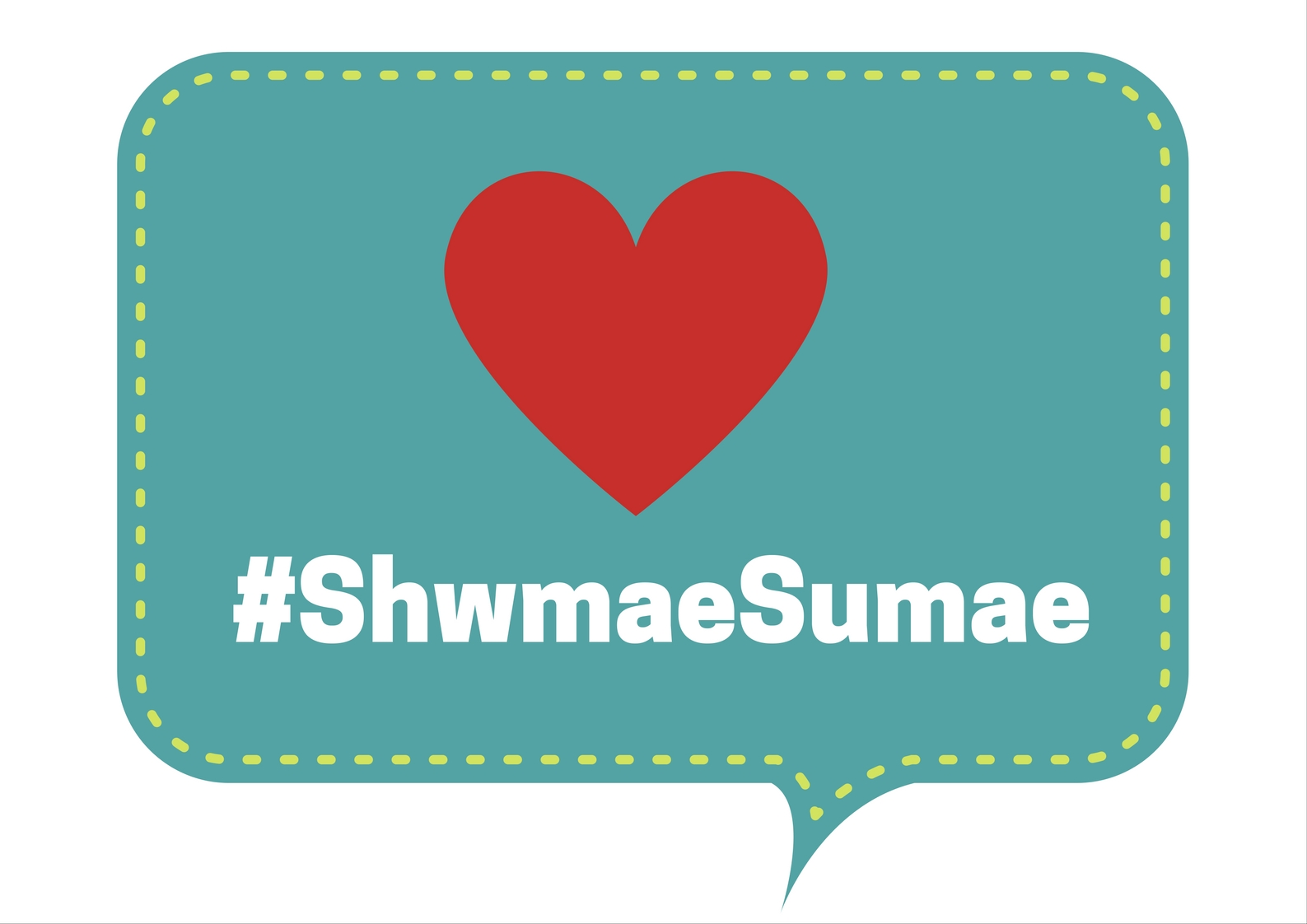 Shwmae sumae calon